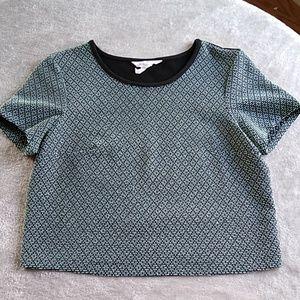 Bc generation crop shirt